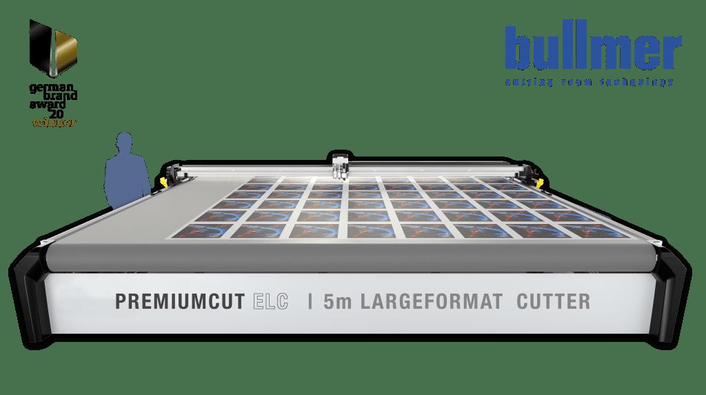 5m Largeformat Cutter PREMIUMCUT ELC